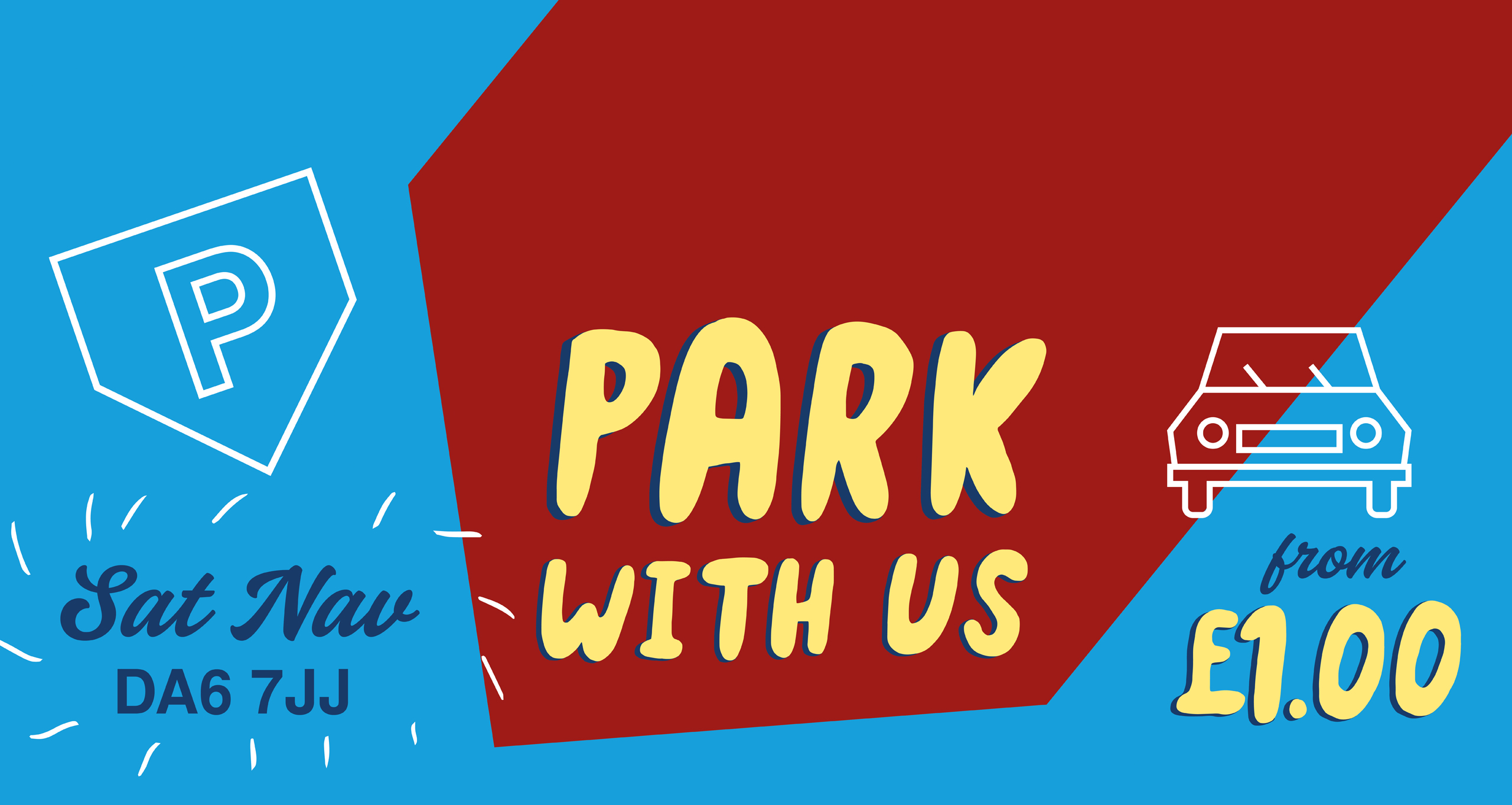 Parking – Banner