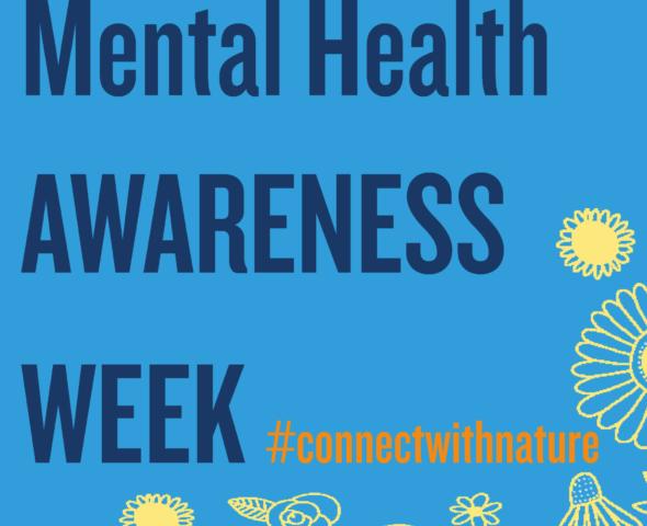 Mental Health Awareness week FB post
